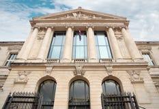 Nice - Palais de Justice Stock Images