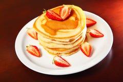 Nice Pancakes Stock Images