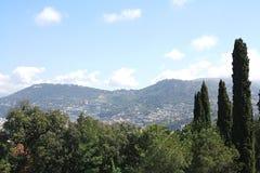 Nice panorama (France) Royalty Free Stock Photo