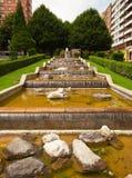Nice park Royalty Free Stock Image