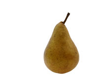 Nice pear Stock Photos
