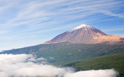 Nice photo of Teide Stock Images