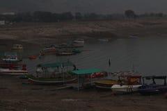Khan pur dam Royalty Free Stock Image