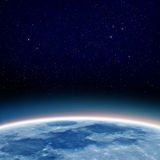 Nice planet Stock Photography