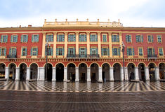 Nice - Plaza Massena Royalty Free Stock Photo