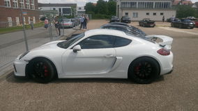 Nice Porsche 911 Stock Image