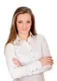 Beautiful woman portrait - nice Stock Photo