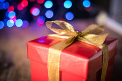 the nice present Royalty Free Stock Image