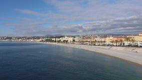 Nice Promenade France stock video