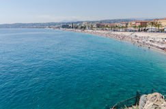 Nice in Provence, France Royalty Free Stock Photography