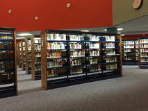 Nice   public library Royalty Free Stock Photography