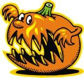 Nice pumpkin Stock Image