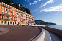 Nice: Quai Rauba Capeu Royalty-vrije Stock Foto's