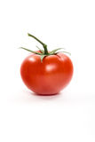 Tomato_02. A nice red tomato on white Background stock images