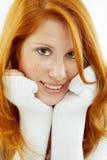 Nice redhead Royalty Free Stock Image