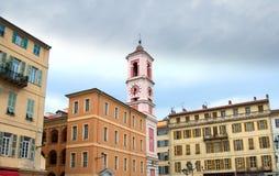 Nice - Rusca Palace Stock Photo
