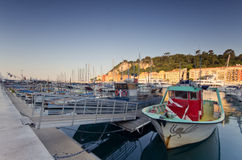 Nice's Port, France Stock Photos