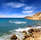 Nice seashore Stock Photography