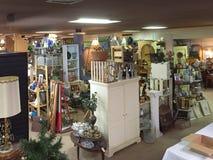 Nice  antique store interior Stock Photo