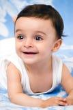 Nice small boy fun Royalty Free Stock Photography