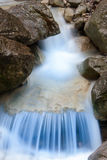 Nice waterfall Royalty Free Stock Photography