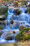 Nice small waterfall Stock Photos