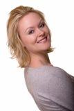 nice smile Στοκ Φωτογραφία
