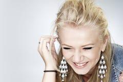 Nice smile Royalty Free Stock Photo