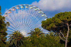 Nice, south of France Royalty Free Stock Photos