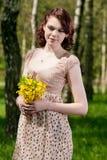 Nice spring time Stock Photos