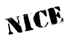 Nice stamp rubber grunge Stock Photography
