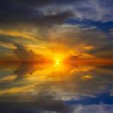 Nice sunshine Stock Images