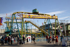 Free Nice Thrill Rides At State Fair Of Texas Dallas Royalty Free Stock Images - 78176139