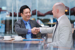 Nice to meet you! Stock Images