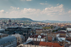 Nice view of Budapest Royalty Free Stock Photos