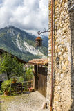 Nice view in Canale Italy Royalty Free Stock Photography