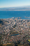 Nice View of Cape Town Stock Photos