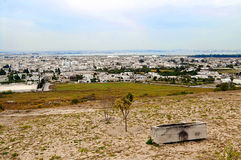 Nice view of Cartage city in Tunisia Stock Photos