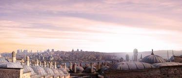 Istanbul in Turkey stock photo