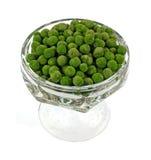 Nice View Frozen Peas Stock Photo