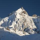 Nice view of the Himalayas. Royalty Free Stock Photos