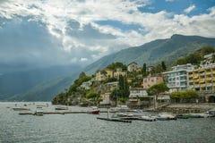 Free Nice View On Ascona In Switzerland Royalty Free Stock Photo - 146809535