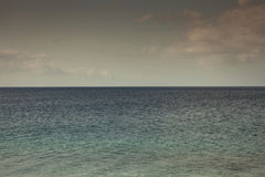 Nice view of the sea Royalty Free Stock Photo