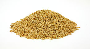 Nice View Sesame Seeds Royalty Free Stock Images