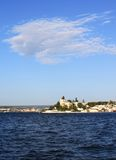 Nice view of Sevastopol Royalty Free Stock Photos