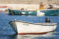 Nice view from Zavala in Hvar Island in Croatia Stock Photography