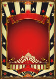 Nice vintage circus entertainment royalty free stock images