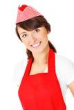 Nice waitress Royalty Free Stock Photos