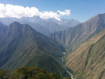 Inca trail 2016 stock photo