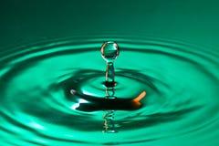Nice  water splash Stock Photography